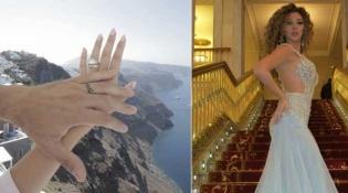 ميريام فارس تفجر مفاجأة من العيار الثقيل وتعلن زواجها
